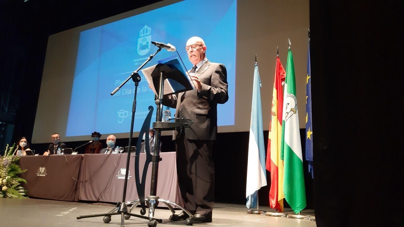 Imagen de la noticia: Discurso de Salvador J. Pagán Fernández en el Pleno Conmemorativo del 150 Aniversario de nuestra ciudad.