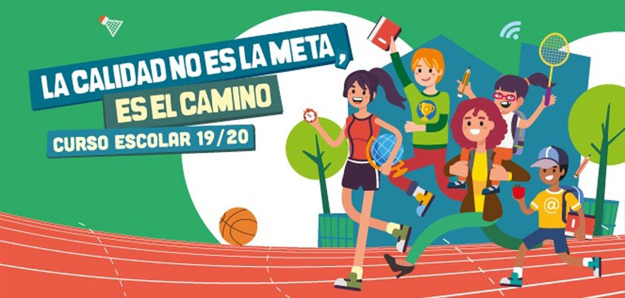 Programa de Refuerzo Educativo y Deportivo en periodo vacacional